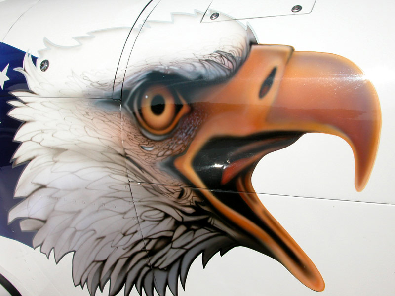 Nose And Tail Art